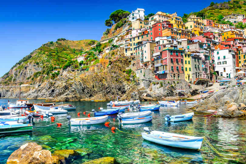 European breaks continue to dominate enquiries (pictured: Italy)