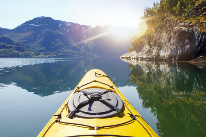 Inghams is hoping to attract younger people to kayak in Norway
