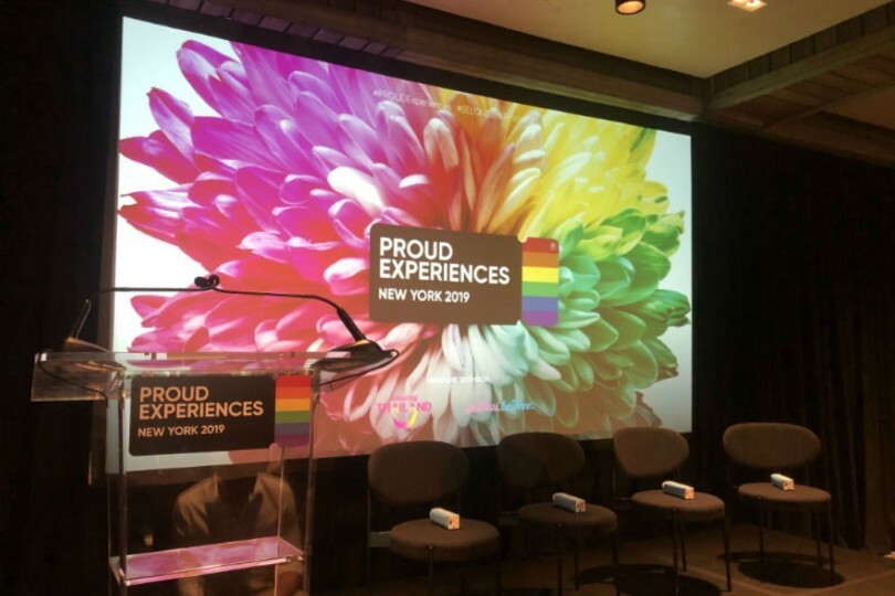 Proud Experiences will take place 8-10 November at 1 Hotel Brooklyn Bridge 2021