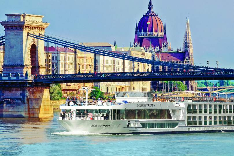 Scenic Group will not run any river cruises until the end of April