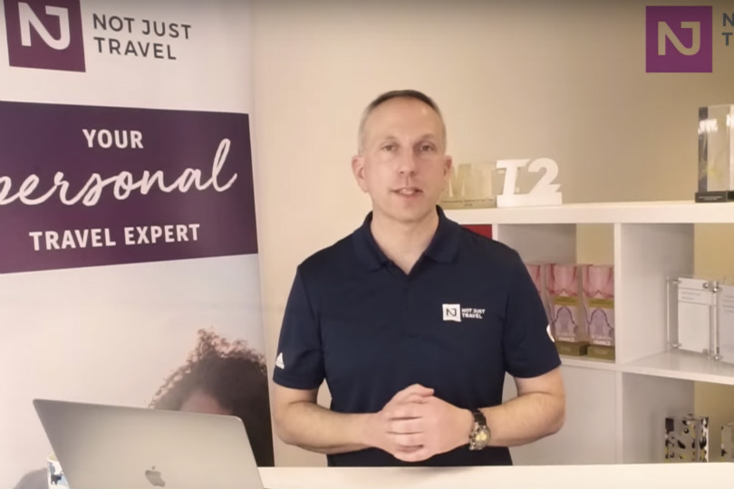 Not Just Travel releases video on answering clients' FAQs