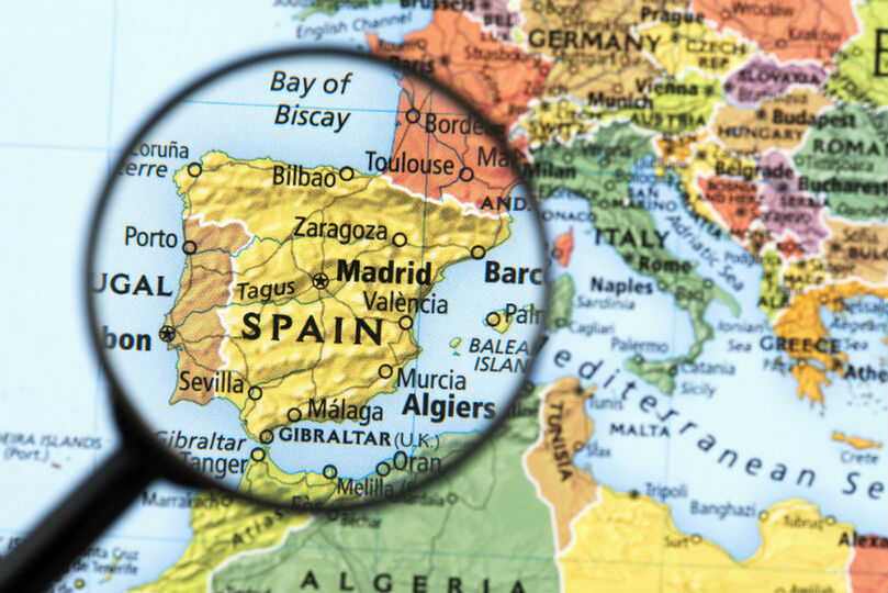 Spain has been removed from the UK's list of safe travel corridors
