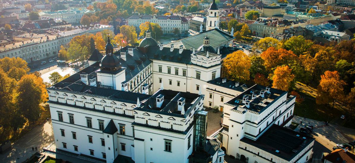 Vilnius is open, green and historic. (Credit: Go Vilnius).