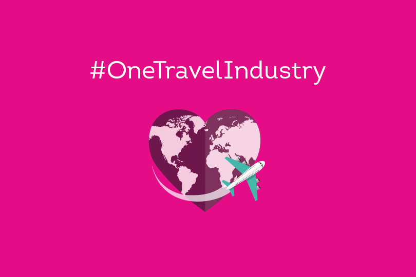 TTG stands with the trade for #OneTravelIndustry