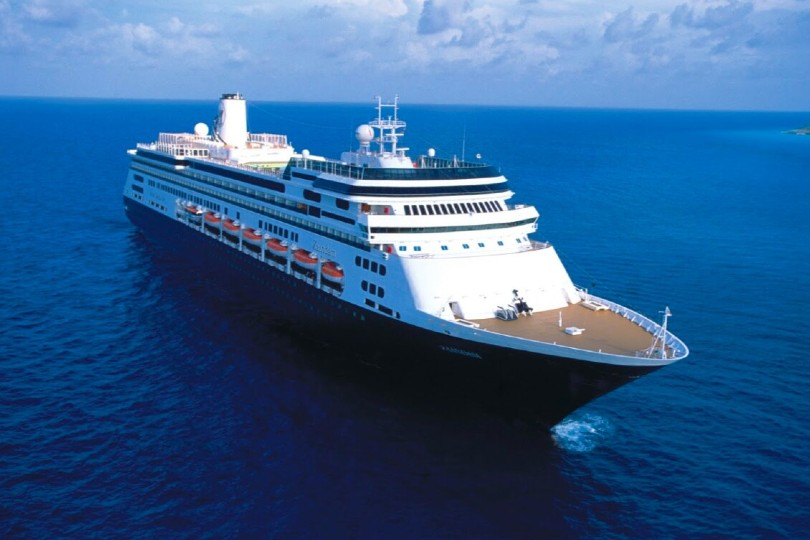 Quarantined Holland America Line ships to dock in Florida