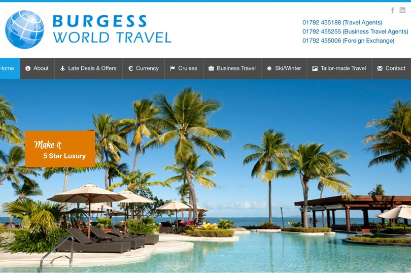 Swansea-based Burgess World Travel will shut its doors later this week
