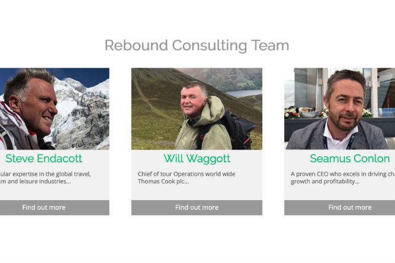 Steve Endacott, Seamus Conlon and Will Waggott have joined forces to create an online web resource