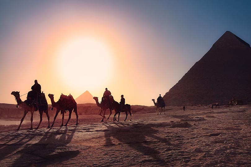 Top tips for selling travel to Egypt