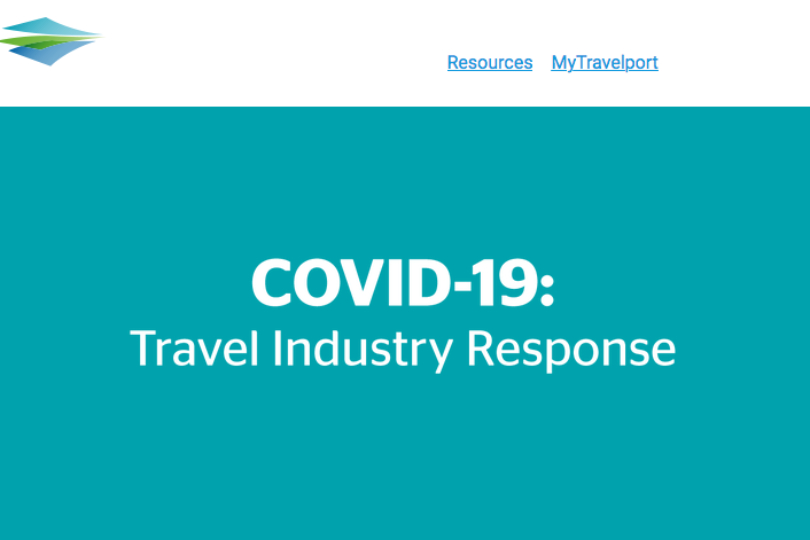 Travelport creates microsite for businesses