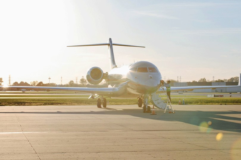 Private jet firm offers aviation lifeline for repatriation and medical help