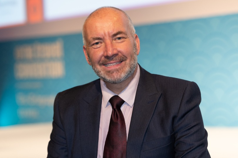 Alistair Rowland, Abta chair