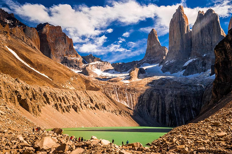 Patagonia has become an adventure touring hotspot