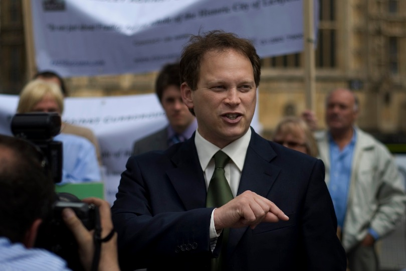 "Grant Shapps said there was a ""case"" for regionalised travel corridors"