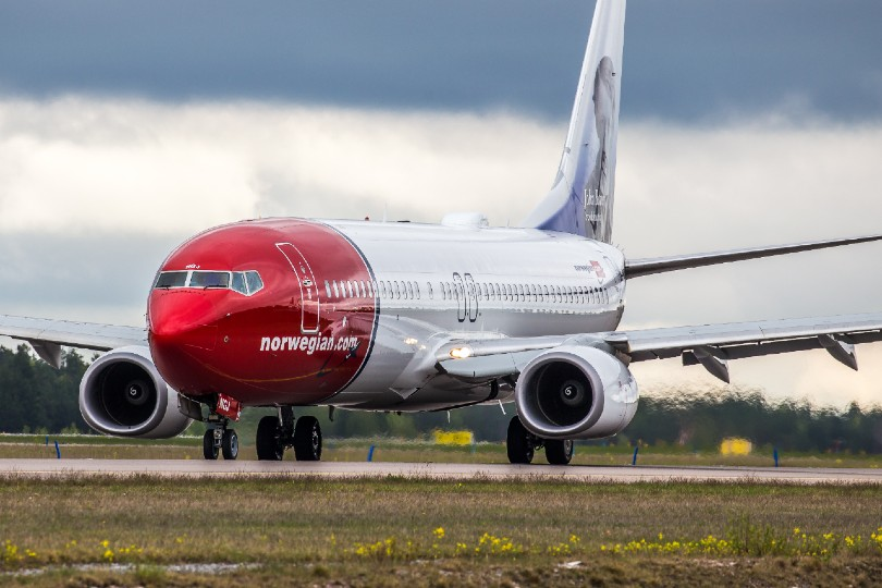 "Norwegian says Christmas bookings have been ""promising"" and has added more flights"