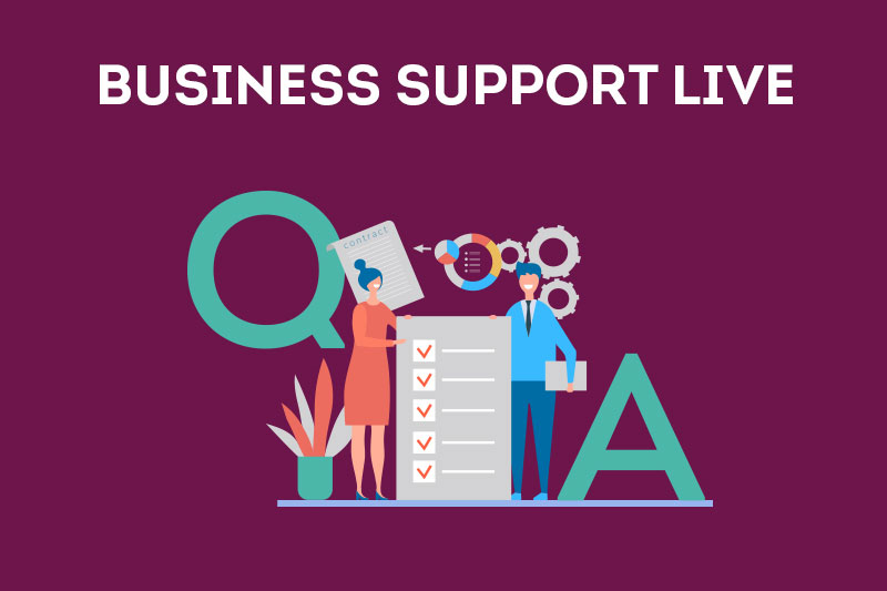 Business Support Live