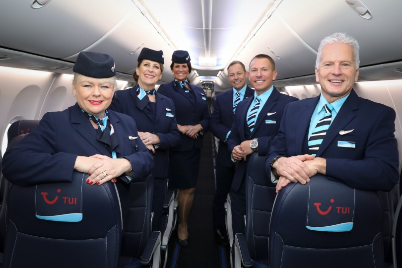 Tui Airways cabin crew join coronavirus effort