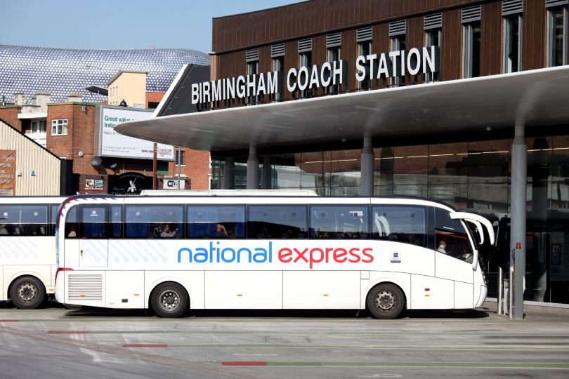 National Express suspends entire schedule