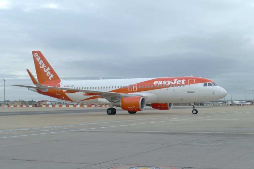 EasyJet flight only 'one second' from crashing