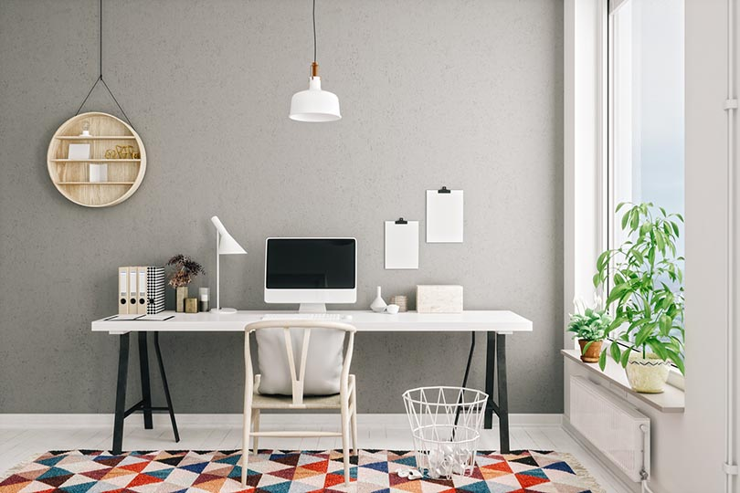 Homeworkers' top tips for working from home