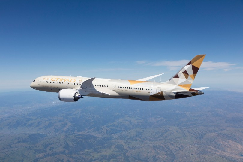 Etihad extends Abu Dhabi-London rescue flight programme