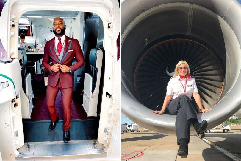 Virgin Atlantic launches 'virtual flight school' on Instagram