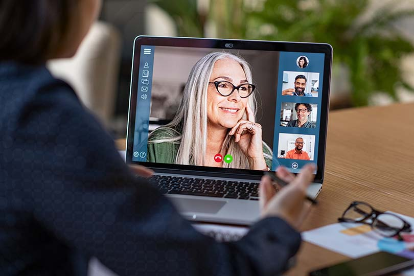 Top tips for holding effective video meetings