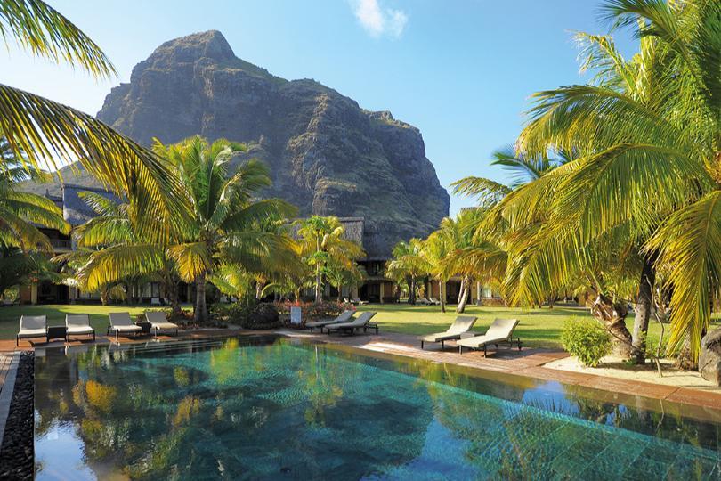 Beachcomber's Dinarobin resort and spa is among the options
