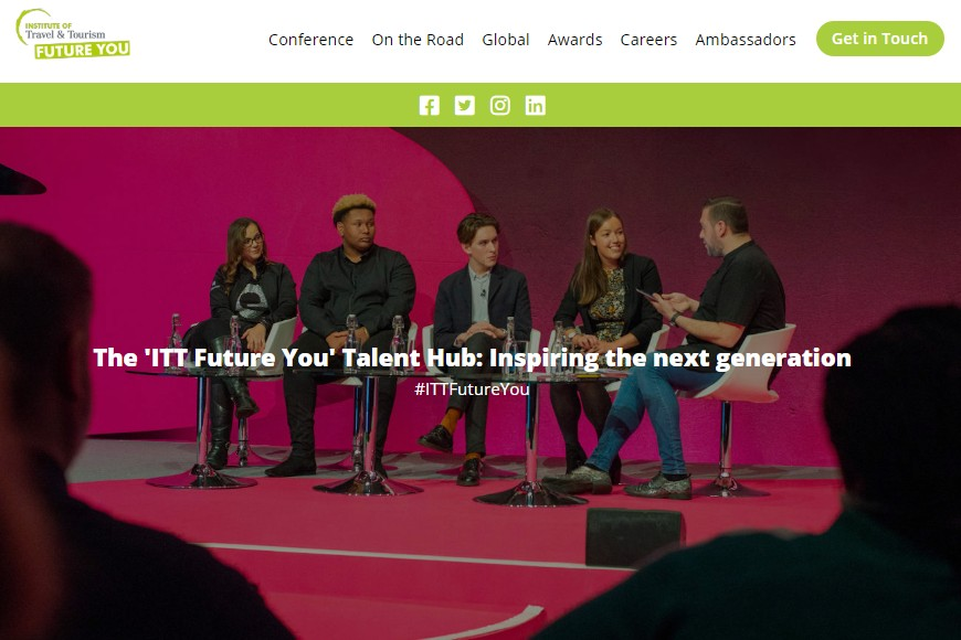 Line-up announced for ITT's online Future You conference