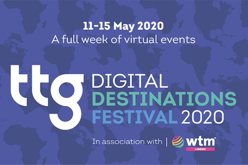 TTG's Digital Destinations Festival takes place over five days
