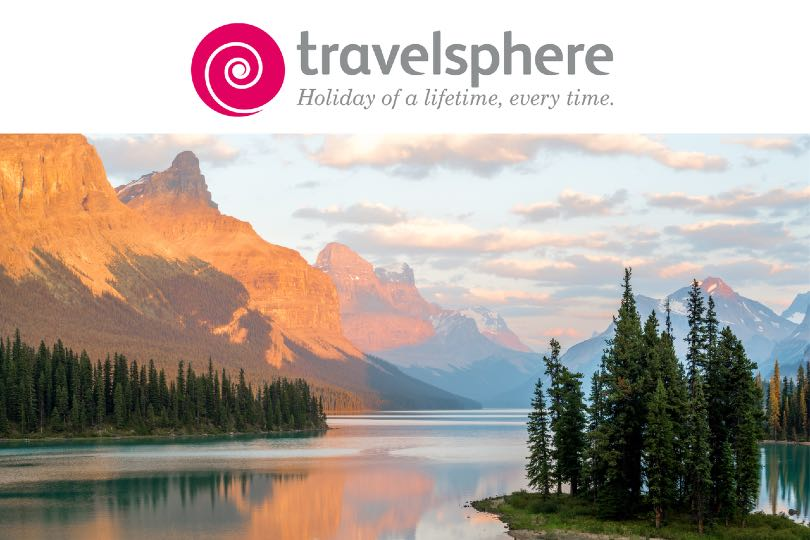Travelsphere's campaign includes content designed to inspire clients