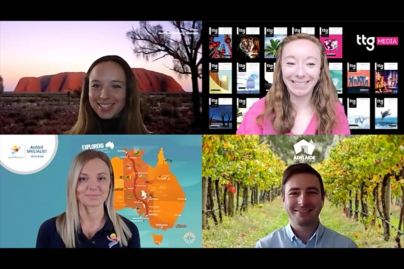 Destination Focus: South Australia and Northern Territory masterclass