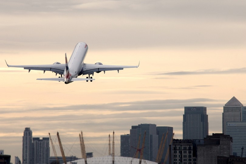 IAG boss Willie Walsh on Monday cast doubt on BA's future at London City airport