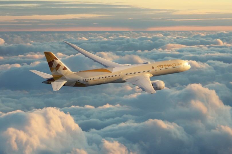 Etihad extends Heathrow rescue flight programme