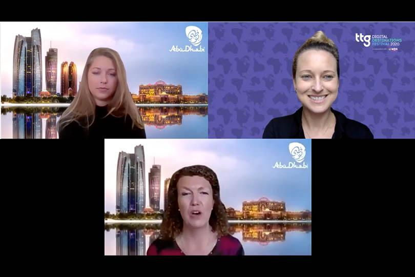 TTG Digital Destinations Festival: Abu Dhabi Masterclass