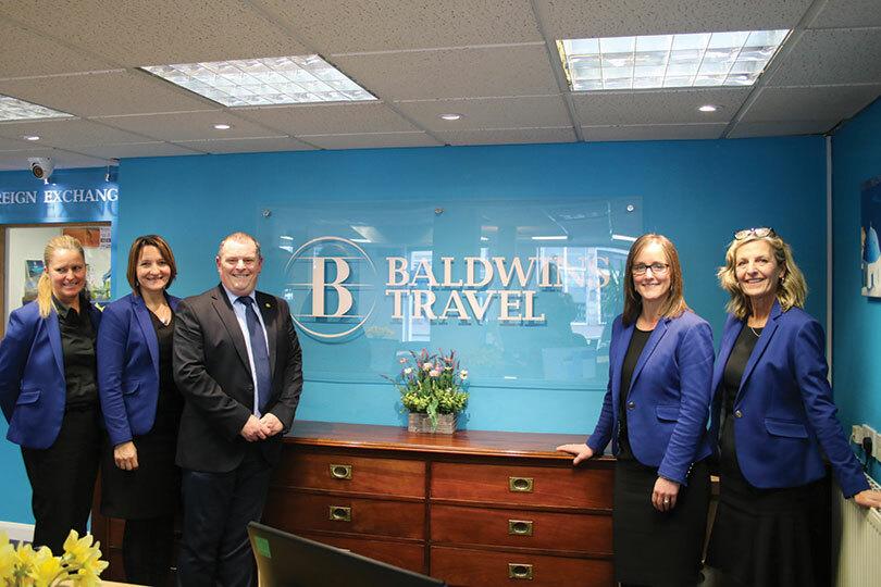 Baldwins Travel, Tonbridge