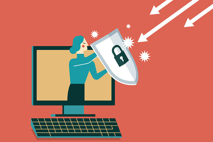 TTG - Features - How to protect yourself from cybercrime when working  remotely