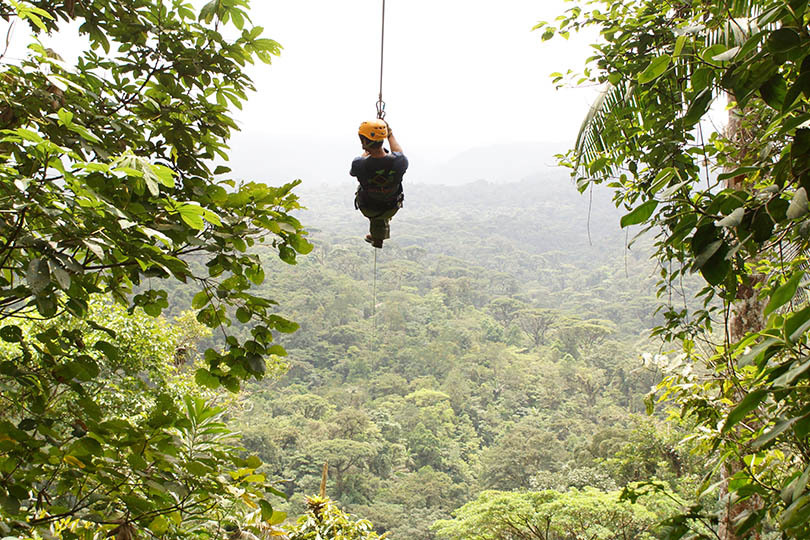 Five family-friendly activities in Costa Rica