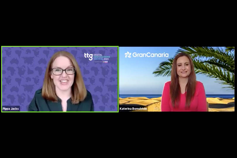 TTG Digital Destinations Festival: Gran Canaria Masterclass