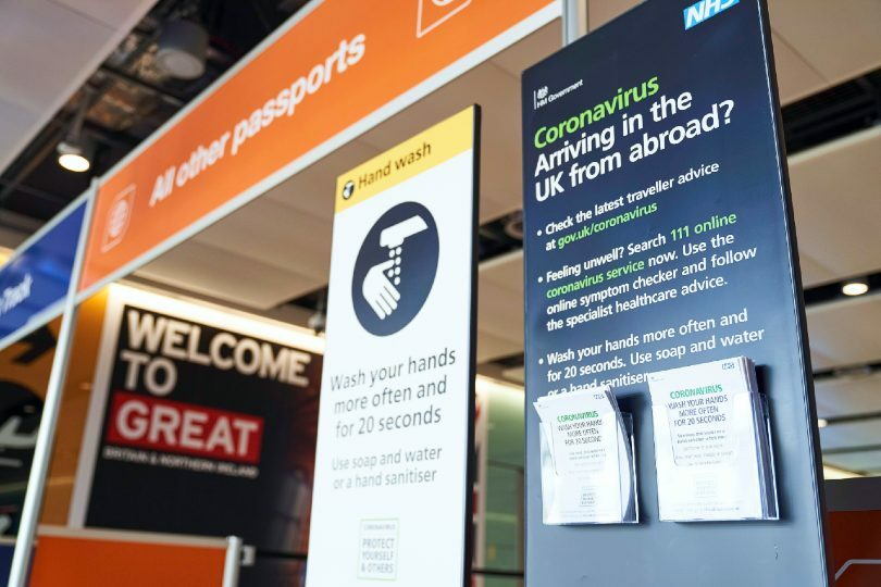 Heathrow airport is now offering Covid testing for a fee