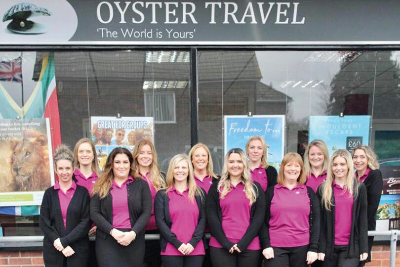 Oyster Travel, Norwich