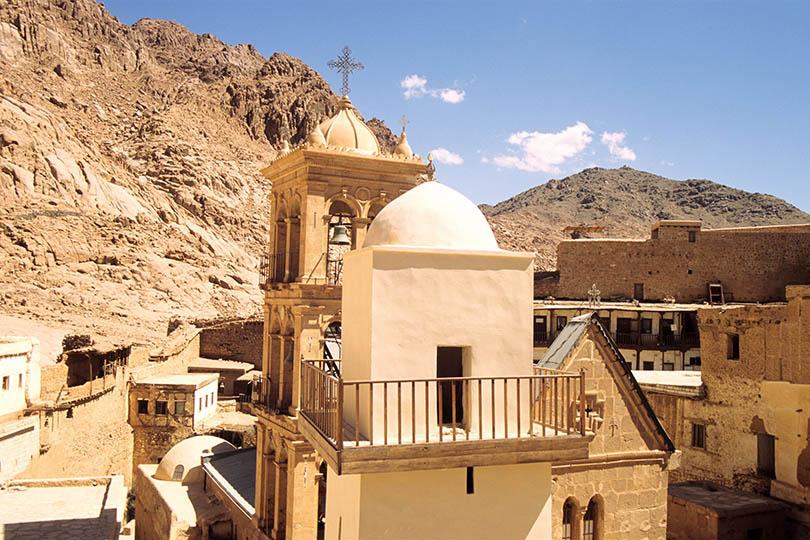 St Catherines Monastery (photo: Chicurel Amaud)