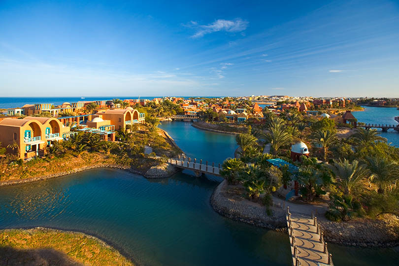 Win a stay in El Gouna, Egypt