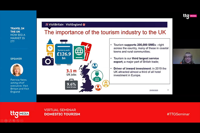 How the UK's domestic tourism market is adapting post lockdown