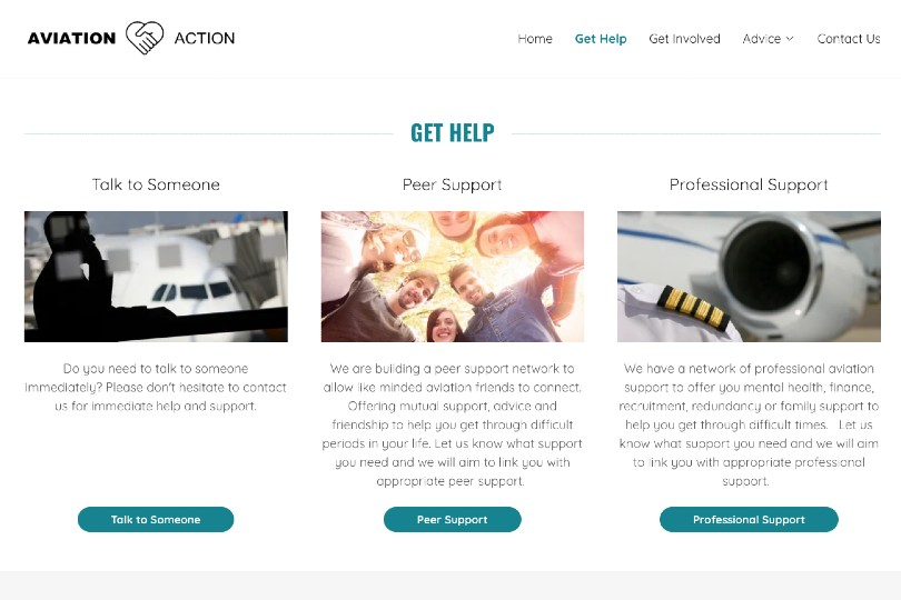 Aviation sector job losses spark new charity effort