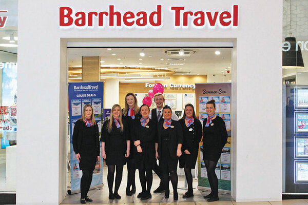 Barrhead Travel, Newcastle