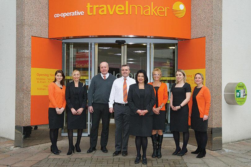 Travelmaker, Channel Islands Co-operative