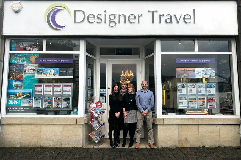 Designer Travel, Ramsbottom