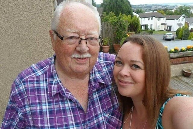 Bordessa Holidays co-owner Mair Jones lost her dad Geoff in March