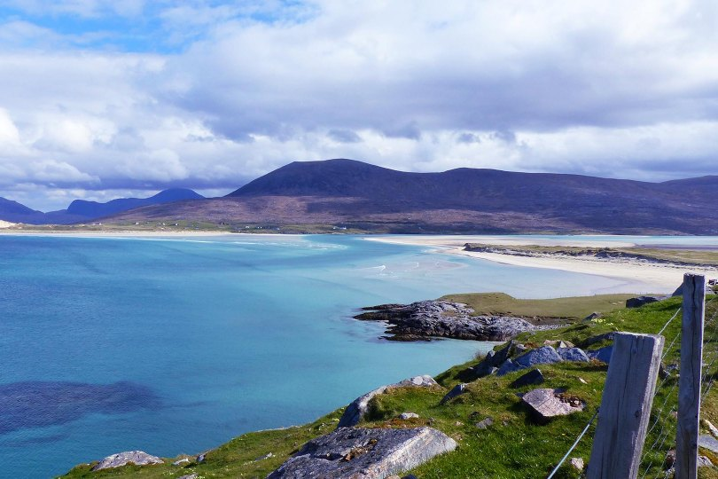 Luskentyre Beach, Isle of Harris (Credit: McKinlay Kidd)