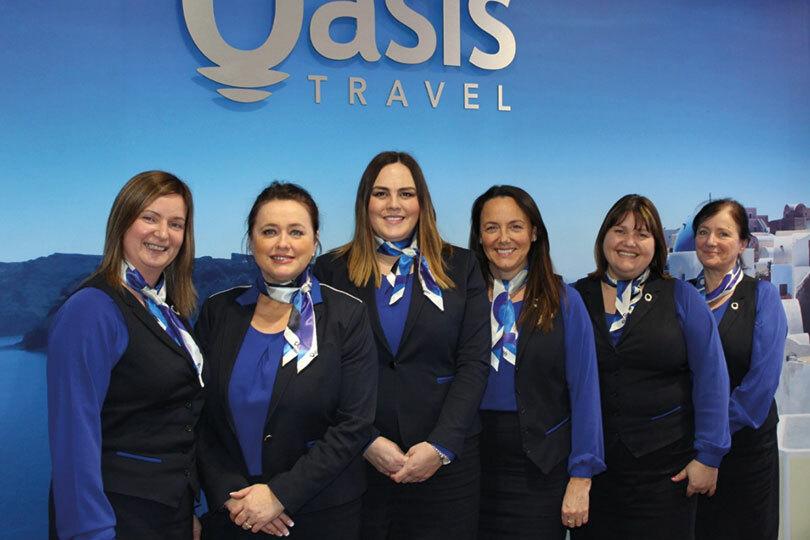 Oasis Travel, Lisburn